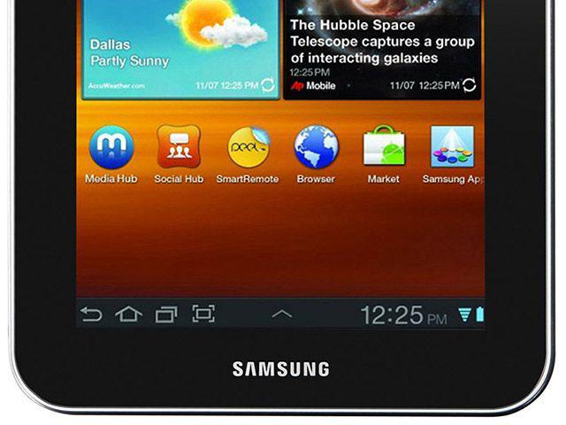 Imagem de Tablet Samsung Galaxy Tab Android 3.2 3G Wi-Fi