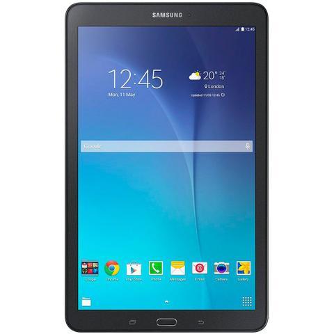 Imagem de Tablet Samsung Galaxy Tab E T561M 8GB Wi-Fi + 3G Tela 9.6