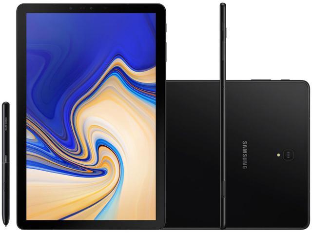 """Imagem de Tablet Samsung Galaxy Tab S4 T835 64GB 10,5"""" 4G"""