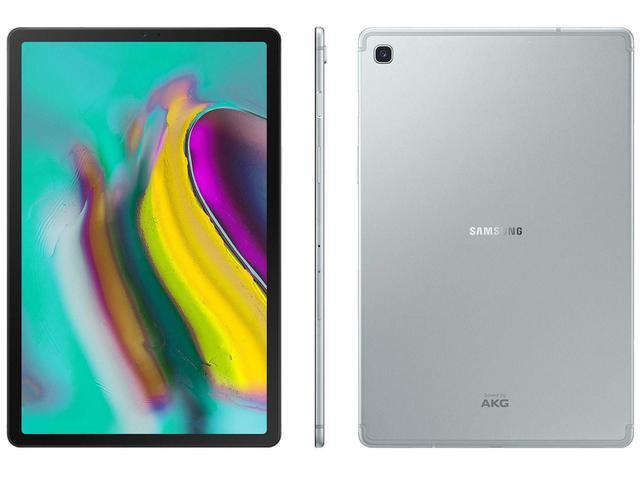 Tablet Samsung Tab S5e T720 Prata 64gb Wi-fi
