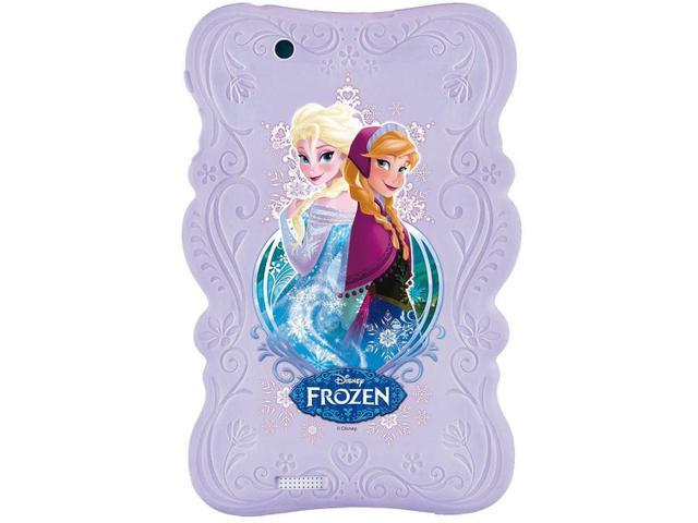 "Imagem de Tablet Tectoy Disney Frozen 8GB Tela 7"" Wi-Fi"