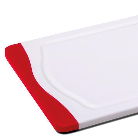 Imagem de Tabua Prancha De Corte Cozinha Temperos Plástica 13,5x20cm