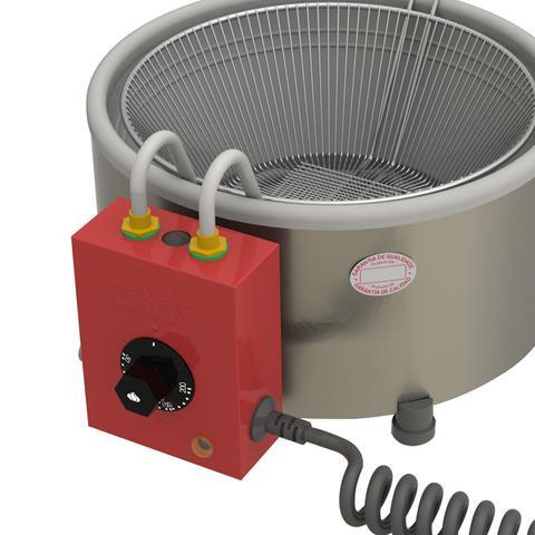 Imagem de Tacho Fritadeira Elétrica Profissional Progás PR-310 3 Litros 220V