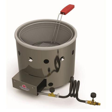 Imagem de Tacho Fritador A Gás 3 Litros PR-310G G2 Progás Alta Pressão