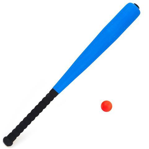 Imagem de Taco De Baseball Mirim em Espuma e Leve Azul Y272