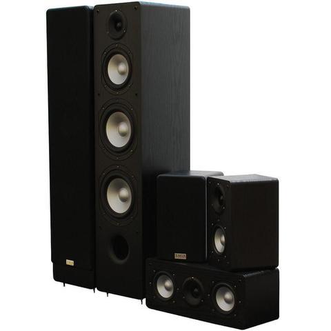 Imagem de Taga TAV-406 V2 - Conjunto de caixas acústicas 5.0 Preto