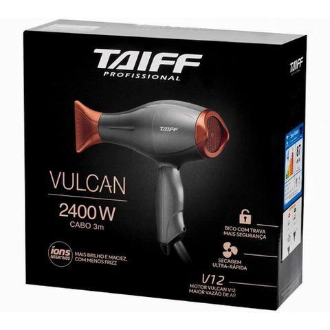 Imagem de Taiff Secador de Cabelo Profissional Vulcan 220V - 2400W