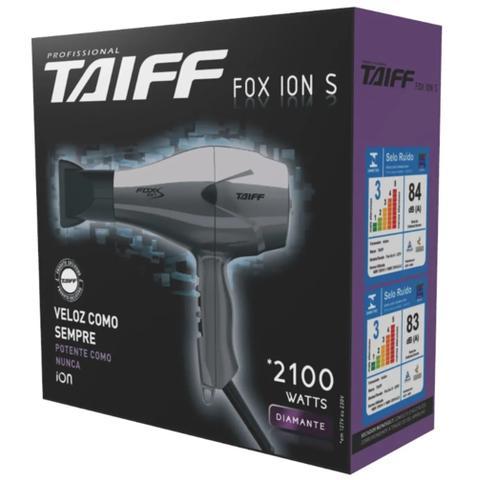 Imagem de Taiff secador profissional fox s 2100w