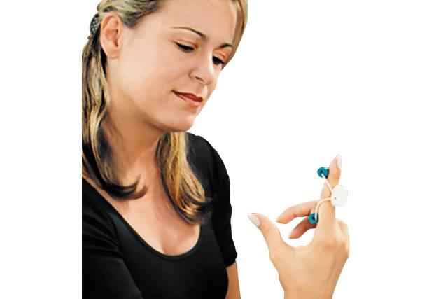 Imagem de Tala Dinâmica Extensão de Dedos Suave Salvapé