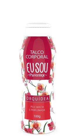Imagem de Talco Corporal Eu Sou Parentex Orquídea 100g
