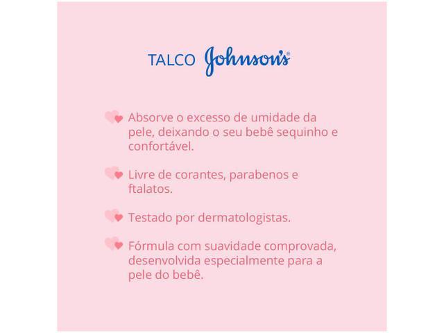 Imagem de Talco Johnsons Baby Pura Proteção 200g