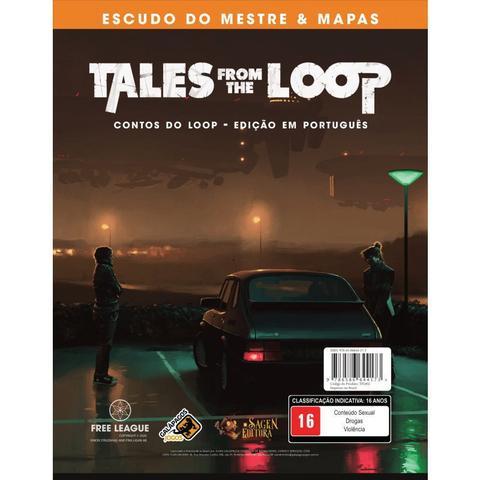 Imagem de Tales From The Loop - Escudo do Mestre - Galápagos
