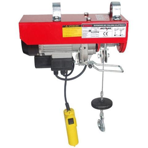 Imagem de Talha elétrica capacidade para 1000 kg elevação de 6 a 12 metros - HA107 (220V)