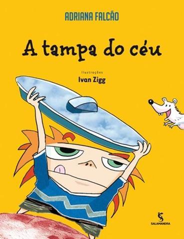 Imagem de TAMPA DO CEU, A - 2º ED