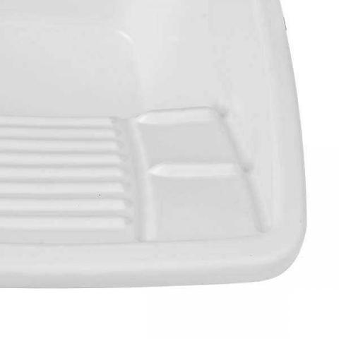 Imagem de Tanque Plastico Astra Tq2 58 x 52 x 32cm 24lt Branco