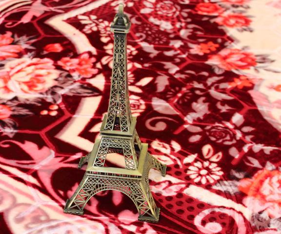 Imagem de Tapete Aveludado 3D Estampado Floral Vinho - 2,00x2,50