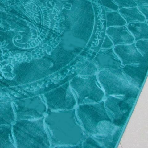 Imagem de Tapete Aveludado 3d Estampado Tiffany 2,00x2,50m Home Textil