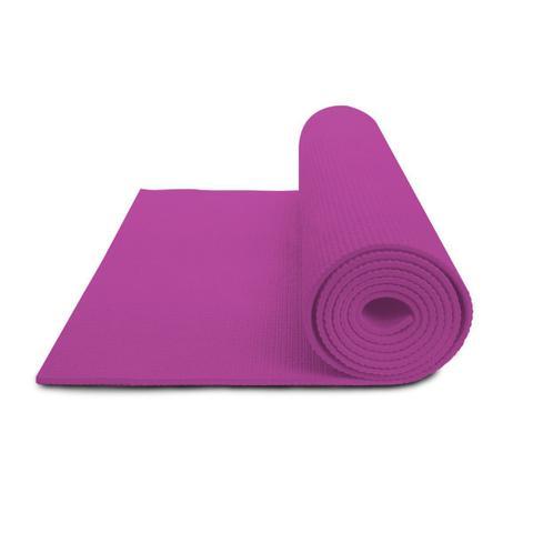 Imagem de Tapete Colchonete Yoga Pilates Fitness Ginastica 190x60cm