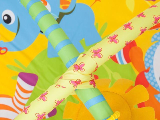 Imagem de Tapete de Atividades Baby Style Floresta
