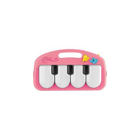 Imagem de Tapete de Atividades Ginásio de Bebês com Piano Musical Pastime Maxibaby - Rosa