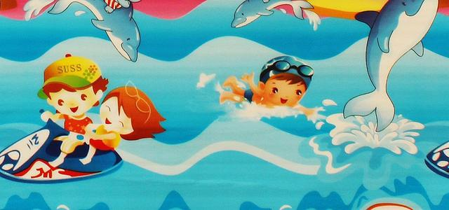 Imagem de Tapete De Atividades Infantil Bebê Em EPE Emborrachado