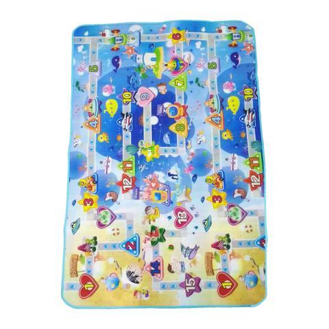 Imagem de Tapete de Atividades Infantil Dupla Face 1,80x1,20m Anti Térmico