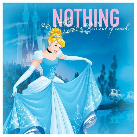 Imagem de Tapete Eva Cinderela Disney 3850 Dtc