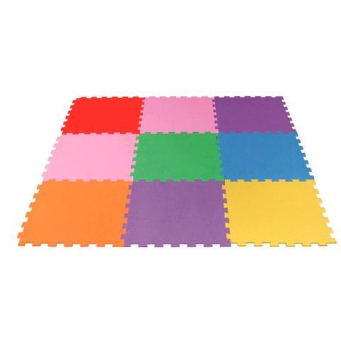 Imagem de Tapete EVA Color 5mm - 9 peças (7008)