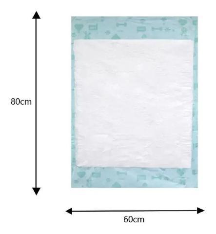 Imagem de Tapete higiênico 80x60cm super secão 30un 114 petix