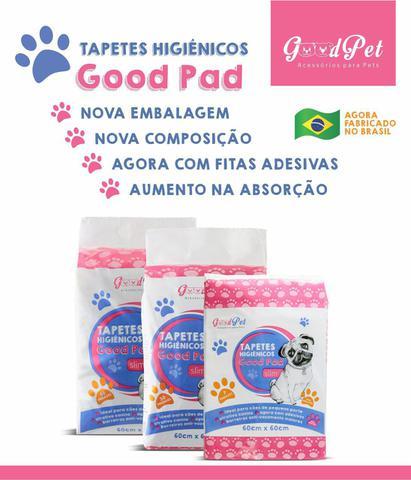 Imagem de Tapete Higiênico para Cães Good Pad 60X60CM - 50 UND - PB