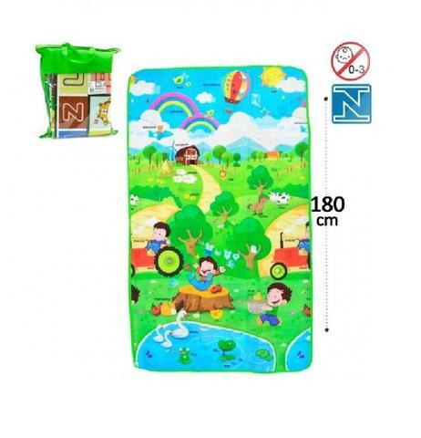 Imagem de Tapete Infantil 100X180cm Educativo Térmico Anti-alérgico