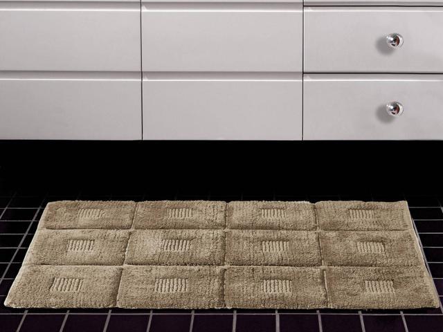 Imagem de Tapete para Banheiro/Quarto/Sala Decore Grid