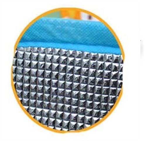 Imagem de Tapete tatame e.v.a infantil com proteção térmica 180x120cm