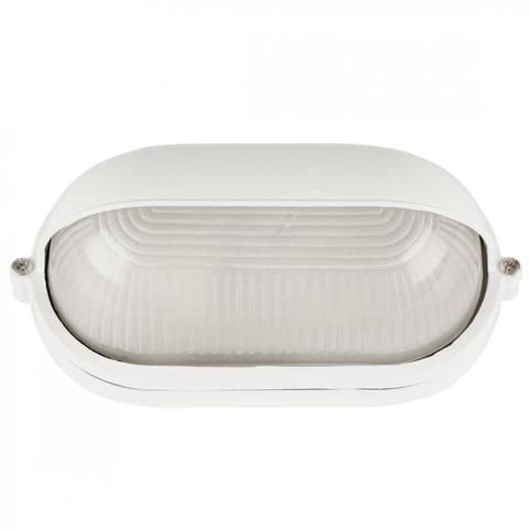 Imagem de Tartaruga LED Externa Meia Cobertura 8W Naútica Blumenau Branco