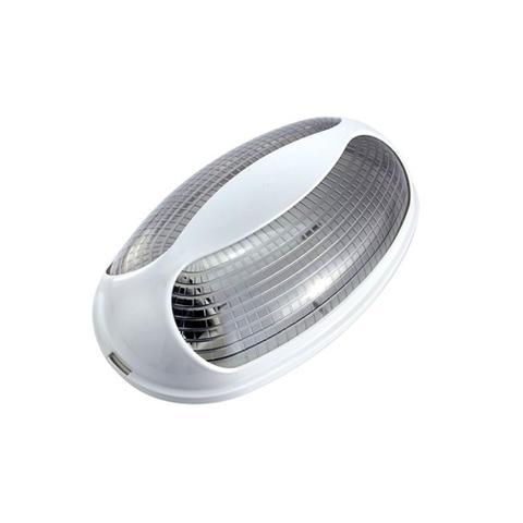 Imagem de Tartaruga oval E27 branca Pavilonis