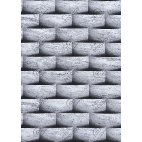 Imagem de Tecido Para Paredes Wall Linea 3D Ribbon - 1,40m de Largura