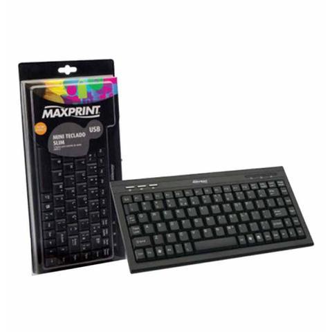 Teclado Ps2 608088 Maxprint