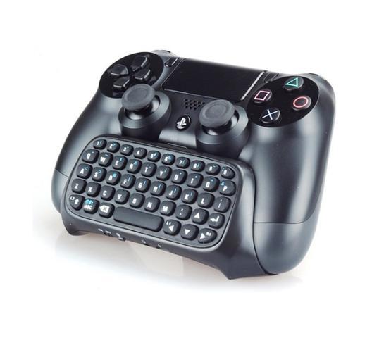 Imagem de Teclado Chatpad Para Controle PS4 PlayStation 4