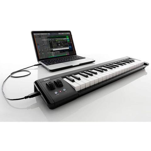 Imagem de Teclado Controlador Korg MicroKey 2 37 MIDI USB 37 Teclas