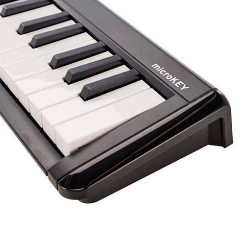 Imagem de Teclado Controlador Korg MicroKey 2 61 MIDI USB 61 Teclas