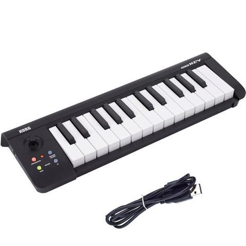 Imagem de Teclado Controlador Korg Microkey 25 Teclas MIDI USB