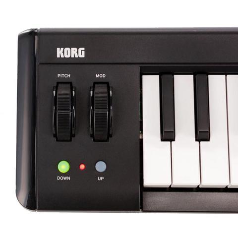Imagem de Teclado Controlador Korg Microkey2 61 Teclas MIDI USB