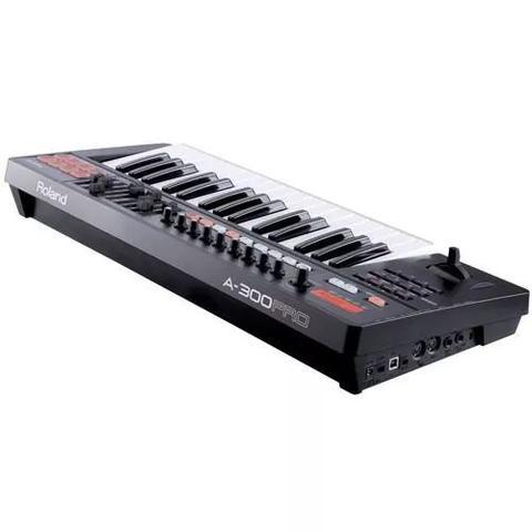 Imagem de Teclado Controlador Midi Usb Roland A300 Pro