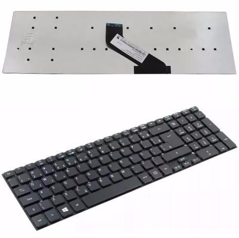 Imagem de Teclado de Notebook Acer Aspire E5-571