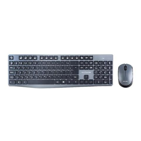 Kit Teclado e Mouse Tc245 Multilaser