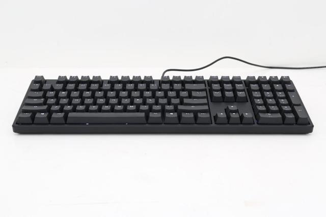 Imagem de Teclado Gamer Mecanico ONE LED Branco - DUCKY Channel CHERRY RED DKON1608S-RUSPDAAW1