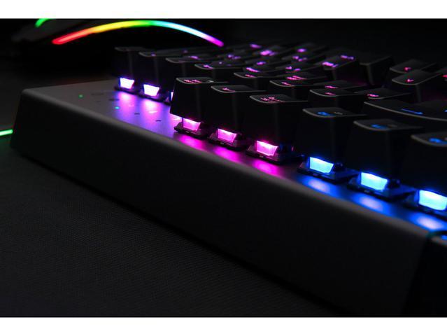 Imagem de Teclado Gamer USB Blackwidow X Chroma