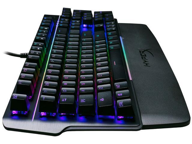 Imagem de Teclado Gamer USB Mars RGB