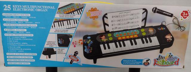 Imagem de Teclado Infantil Key Board 25 Teclas