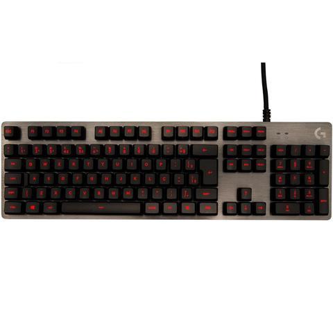 Teclado Usb Gamer G413 Carbon 920-009162 Logitech